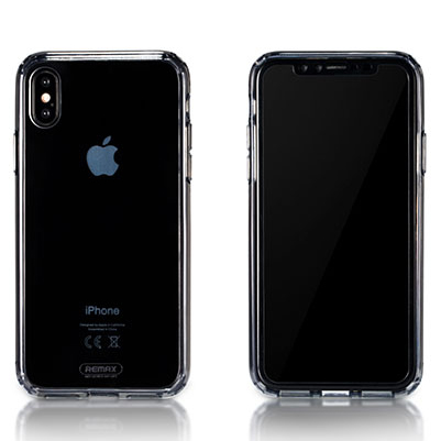 Remax Crystal Shield Series Hardcase For Iphone X Transparent