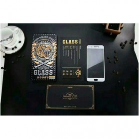 Remax Four Beast Series Tempered Glass for iPhone X/XS - Black - 2