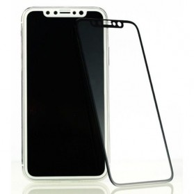 Remax Gener 3D Tempered Glass 0.26mm for iPhone X/XS - GL-07 - Black