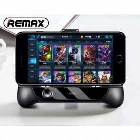 Remax Smartphone Cooling Gamepad -RT-EM01 - Black - 3