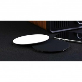 Remax Flying Saucer Qi Wireless Charging Dock Fast Charging - RP-W3 - Black - 2
