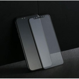 REMAX GL-09 Front & Back Tempered Glass 0.3mm for iPhone X/XS - Black - 5