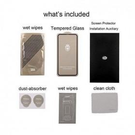 Proda Full Glue Tempered Glass 0.3mm for iPhone 7/8 - White - 3