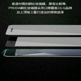Proda Knight Full Glue 3D Tempered Glass for iPhone 6/6s Plus - Black - 4