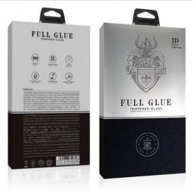 Proda Knight Full Glue 3D Tempered Glass for iPhone 6/6s Plus - Black - 8