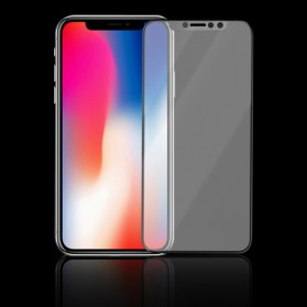 REMAX Proda Knight Full Glue 3D Tempered Glass for iPhone X - Black
