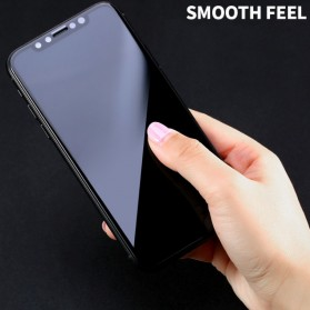 REMAX Proda Knight Full Glue 3D Tempered Glass for iPhone X/XS - Black - 2