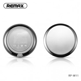 Remax Linon Series Qi Wireless Charging Dock - RP-W11 - Black