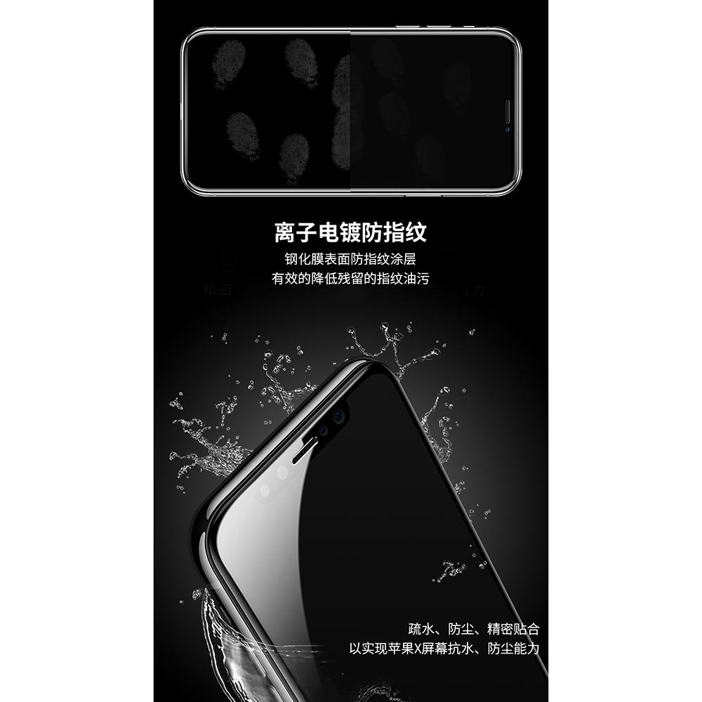 Remax Wk Kingkong Series 3d Full Cover Tempered Glass For Iphone 7 Anti Gores Kaca Plus 8