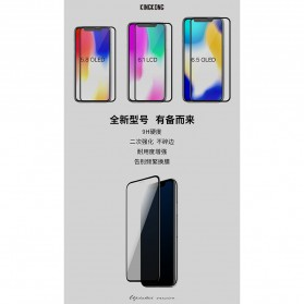 REMAX WK KingKong Series 3D Full Cover Tempered Glass for iPhone X - Black - 8
