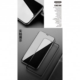 REMAX WK KingKong Series 3D Full Cover Tempered Glass for iPhone X - Black - 9