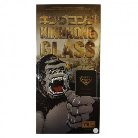 Remax WK KingKong Series 3D Full Cover Tempered Glass for iPhone X - White - 2
