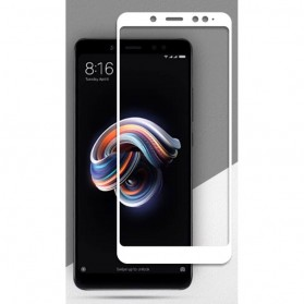 REMAX WK KingKong Series 3D Full Cover Tempered Glass for Xiaomi Redmi Note 5 Pro - White