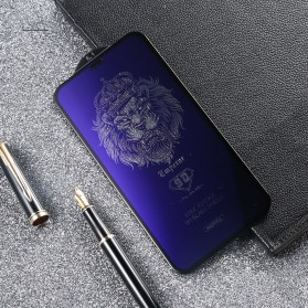 Remax Emperor Anti-Blue Light 3D Full Cover Tempered Glass for iPhone XS Max / iPhone 11 Pro Max - GL-34 - Black - 2