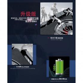 Remax Proda ARC Reactor Gamepad Grip Trigger Aim L1 R1 PUBG with Fan - PD-D04 - Black - 5