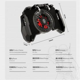 Remax Proda ARC Reactor Gamepad Grip Trigger Aim L1 R1 PUBG with Fan - PD-D04 - Black - 7