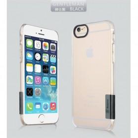 Baseus Sky Aluminium Series Ultra-Thin Crystal Case for iPhone 6 - Black