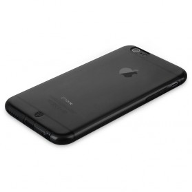 Baseus Simple Ultra-Thin TPU Case for iPhone 6 Plus - Black