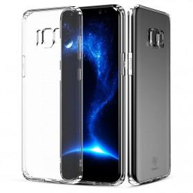 Baseus Clear TPU Case for Samsung Galaxy S8 - Transparent - 2