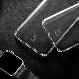Baseus Clear TPU Case for Samsung Galaxy S8 - Transparent - 4