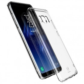 Baseus Clear TPU Case for Samsung Galaxy S8 Plus - Transparent