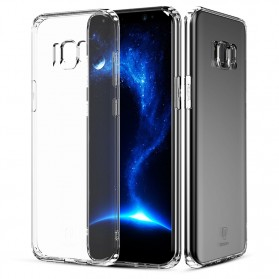 Baseus Clear TPU Case for Samsung Galaxy S8 Plus - Transparent - 2