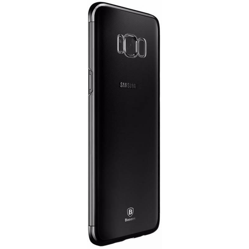big sale 6cb4a 9fe5b Baseus Glitter Hardcase for Samsung Galaxy S8 Plus - Black