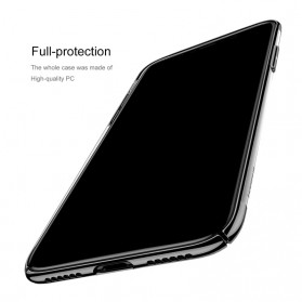 Baseus Glitter Hardcase for iPhone X - Blue - 5