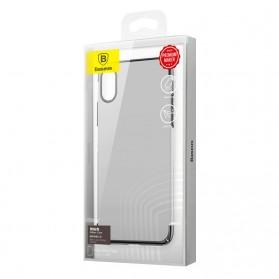 Baseus Glitter Hardcase for iPhone X - Blue - 8