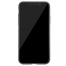 Baseus Suthin Hardcase for iPhone X - Black - 3