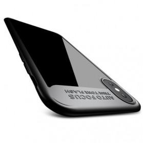 Baseus Suthin Hardcase for iPhone X - Black - 7