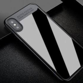 Baseus Suthin Hardcase for iPhone X - Black - 8