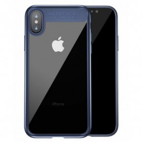 Baseus Suthin Hardcase for iPhone X - Blue