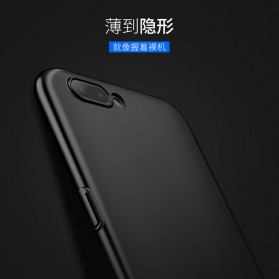Baseus Thin Case for Oppo R11 Plus - Black - 4