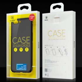 Baseus Thin Case for Oppo R11 Plus - Black - 10