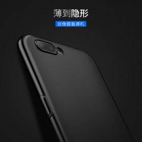 Baseus Thin Case for Oppo R11 - Black - 4