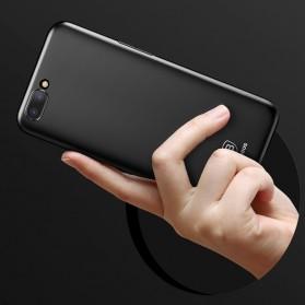 Baseus Thin Case for Oppo R11 - Black - 6