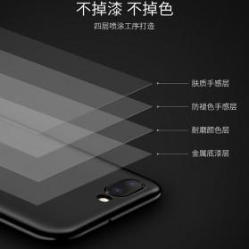 Baseus Thin Case for Oppo R11 - Black - 8