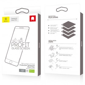Baseus Tempered Glass for Huawei Honor 9 - White - 5