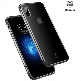 Baseus Armor Protector Hardcase for iPhone X - Black