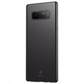 Baseus Anti Crack Slim Series TPU Case for Samsung Galaxy Note 8 - Black - 2
