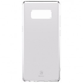 Baseus Anti Crack Slim Series TPU Case for Samsung Galaxy Note 8 - Transparent