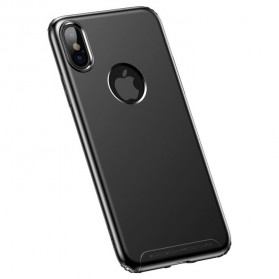 Baseus Softcase for iPhone X - Black