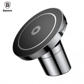 Baseus Magnetic Qi Wireless Car Charger - WXER-01 - Black