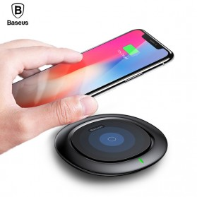 Baseus Qi Wireless Charger - WXFD-01 - Black