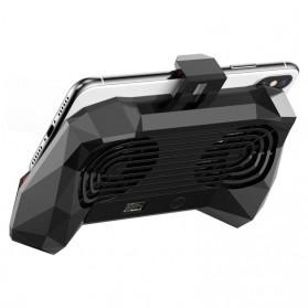 Baseus Gaming Smartphone Cooling Gamepad - ACSR-MS01 - Black - 4