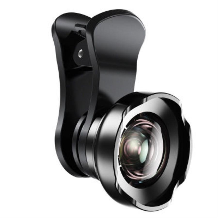 Baseus Lensa Camera Tik Tok 180 Degree For Smartphone Acsxt B01 Black Jakartanotebook Com