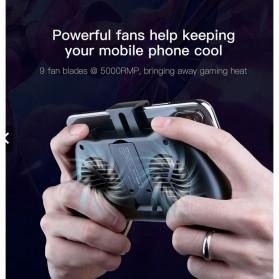 Baseus Gaming Smartphone Cooling Gamepad - ACSR-CW01 - Black - 4