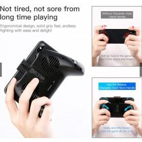Baseus Gaming Smartphone Cooling Gamepad - ACSR-CW01 - Black - 5