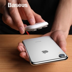 Baseus Suction Cup Wireless Charger - WXXP-01 - Black - 6